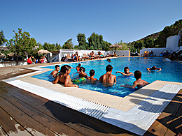 Coaralli Bungalows Swimming Pool